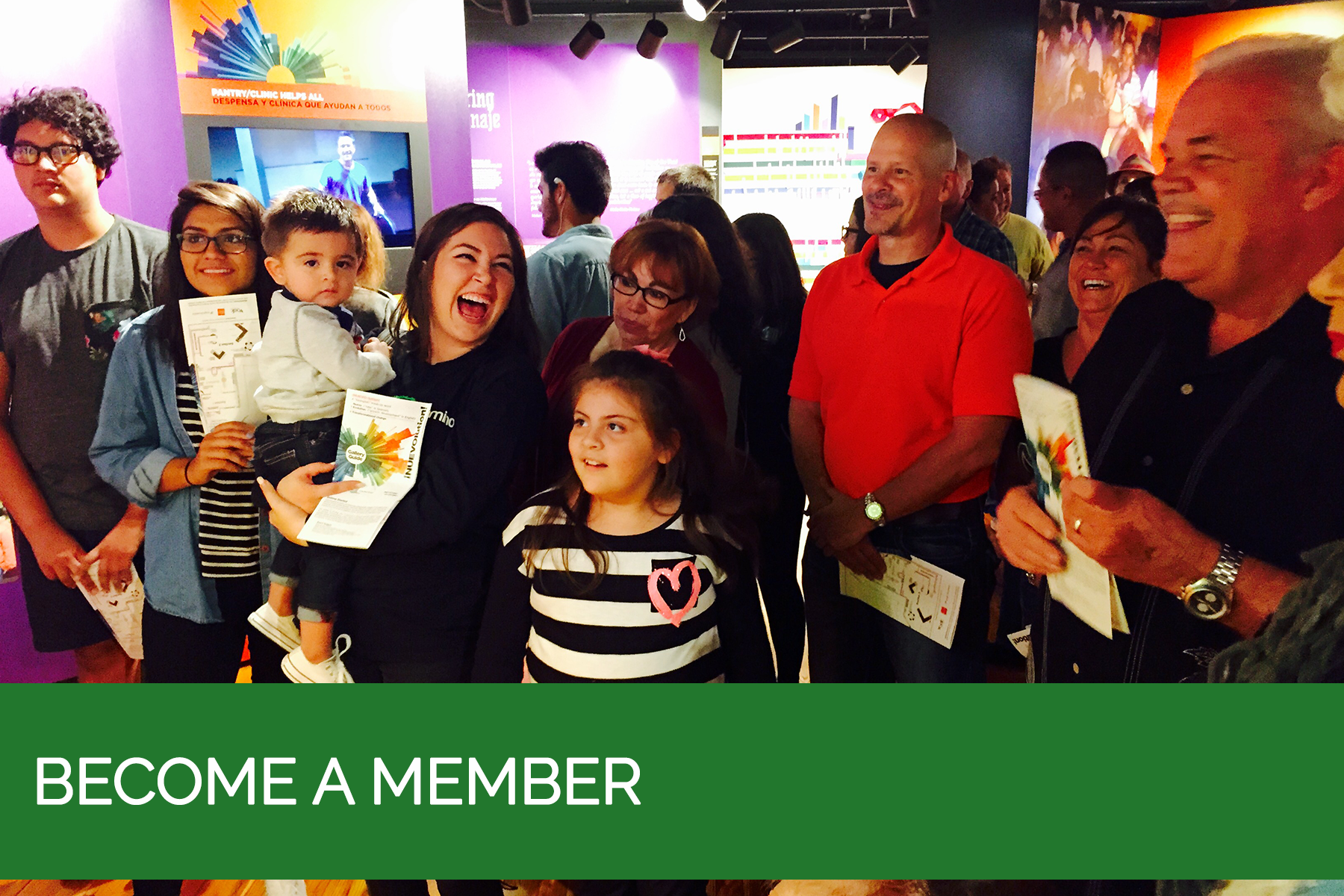 Become a member at Levine Museum